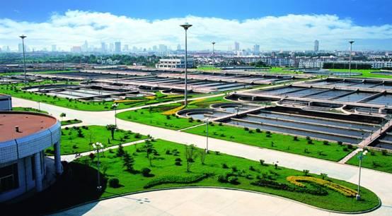 合肥污水处理厂
